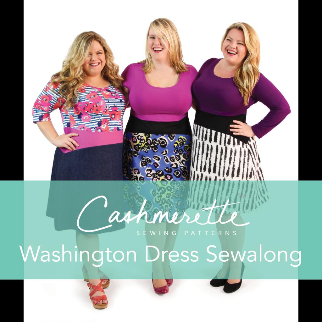 Washington Dress Sewalong