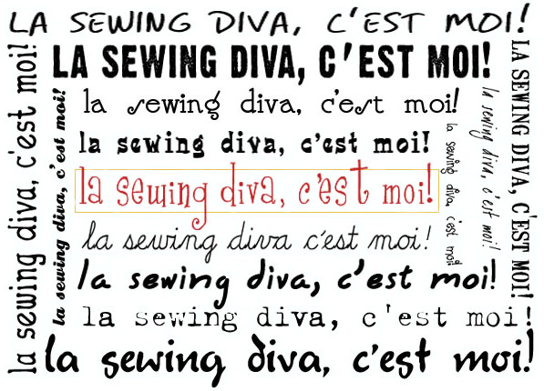 sewing diva graphic