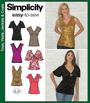 Simplicity 3918
